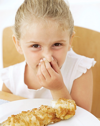 Fussy eating in children can be helped with hypnotherapy